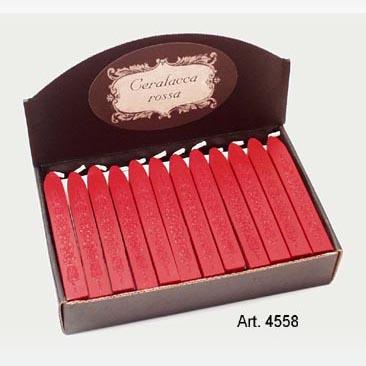 Pecsétviasz kanóccal (piros) - 900,-/db