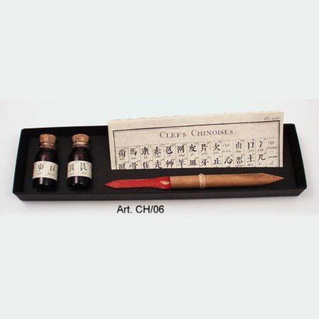 Kínai kalligráfia írókészlet