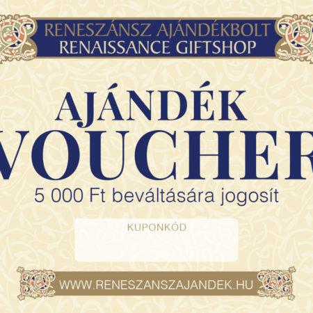 Ajándék Voucher 20000 Ft