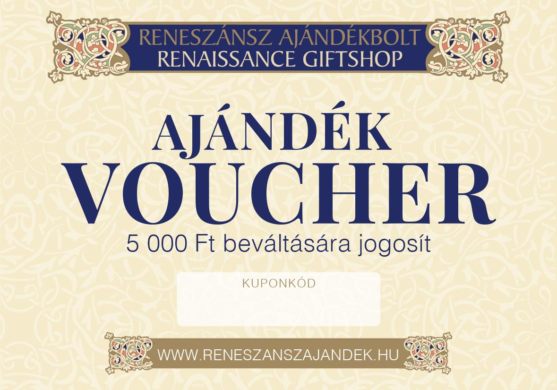 Ajándék Voucher 10000 Ft  6a7b242db1