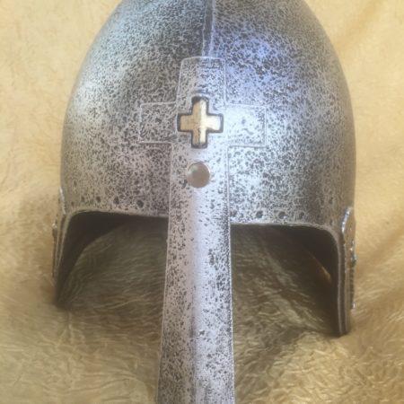 Keresztes lovagi sisak