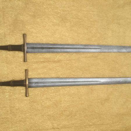 Nagy lovagi kard