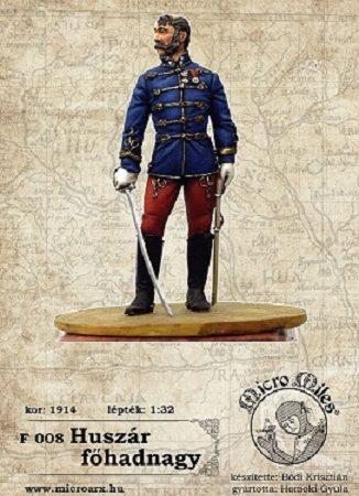 Huszár főhadnagy 1914
