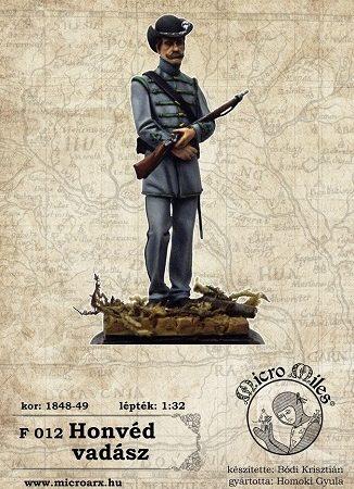 Honvéd vadász 1848-49