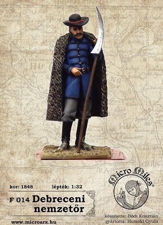 Debreceni nemzetőr 1848