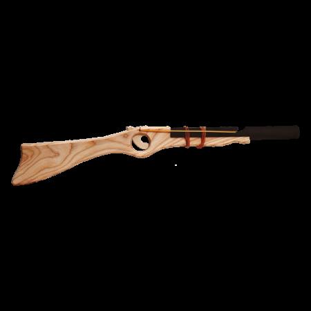 Gumilövő faflinta