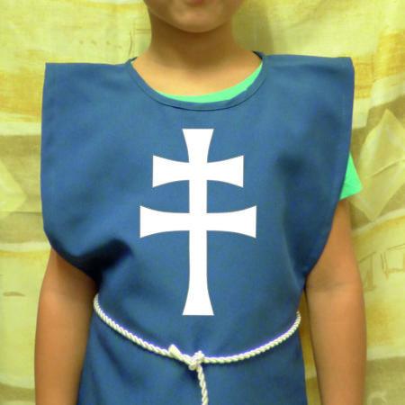 Keresztes lovagi felöltő