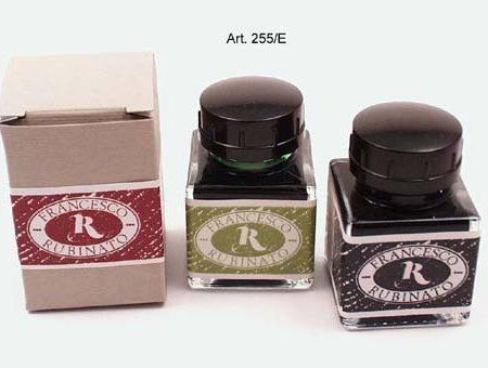 Közepes méretű négyszögletes tinta különböző színekben (25 ml)