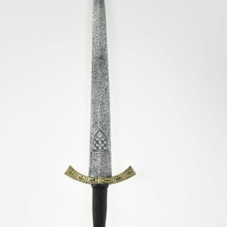 Squire sword - középkori lovagi kard