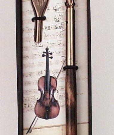 Mozart zenei írószerkészlet
